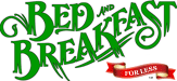 Bed and Breakfast For Less, Inc. Logo