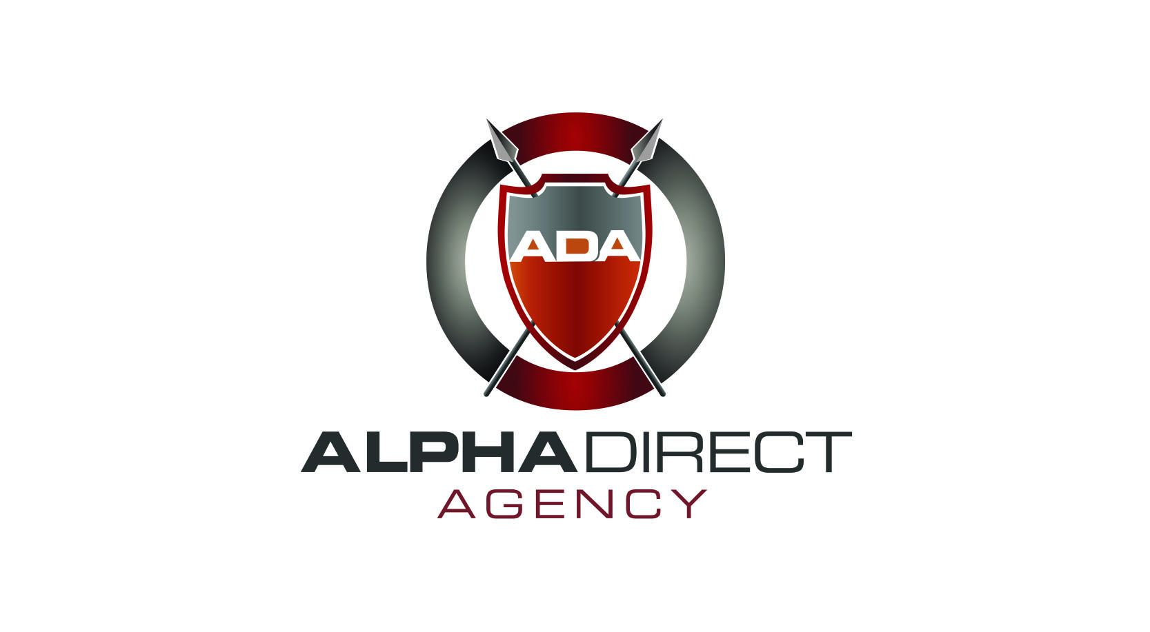 Alpha Direct Agency LLC Logo