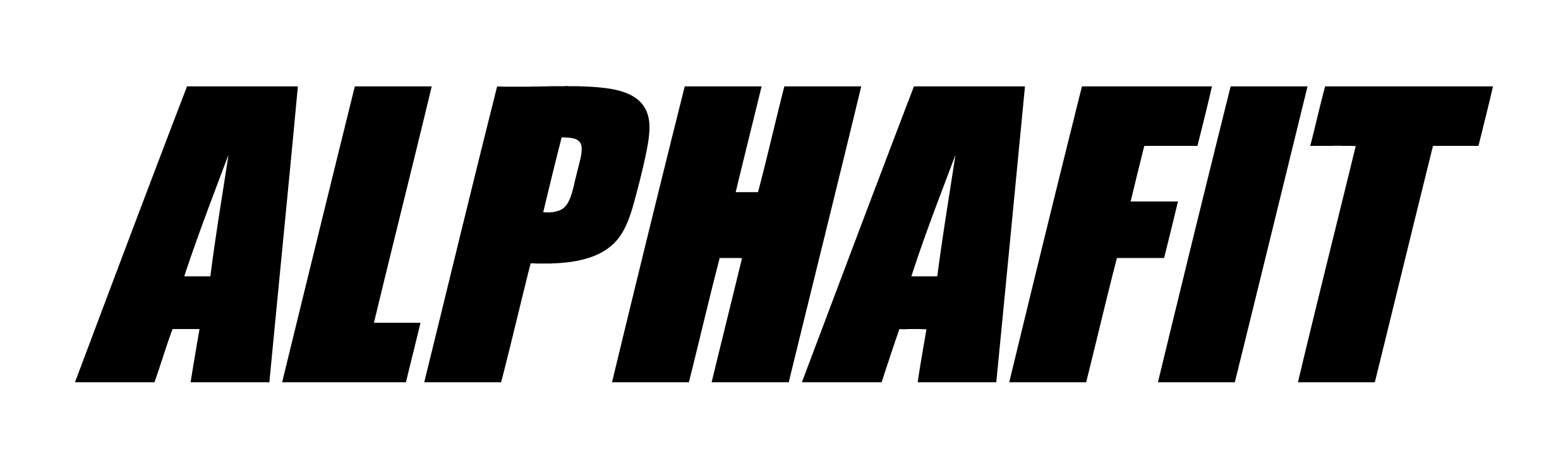 AlphaFit Logo