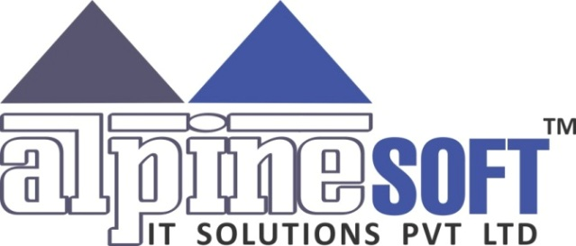 AlpineSoft IT Solutions Pvt Ltd Logo