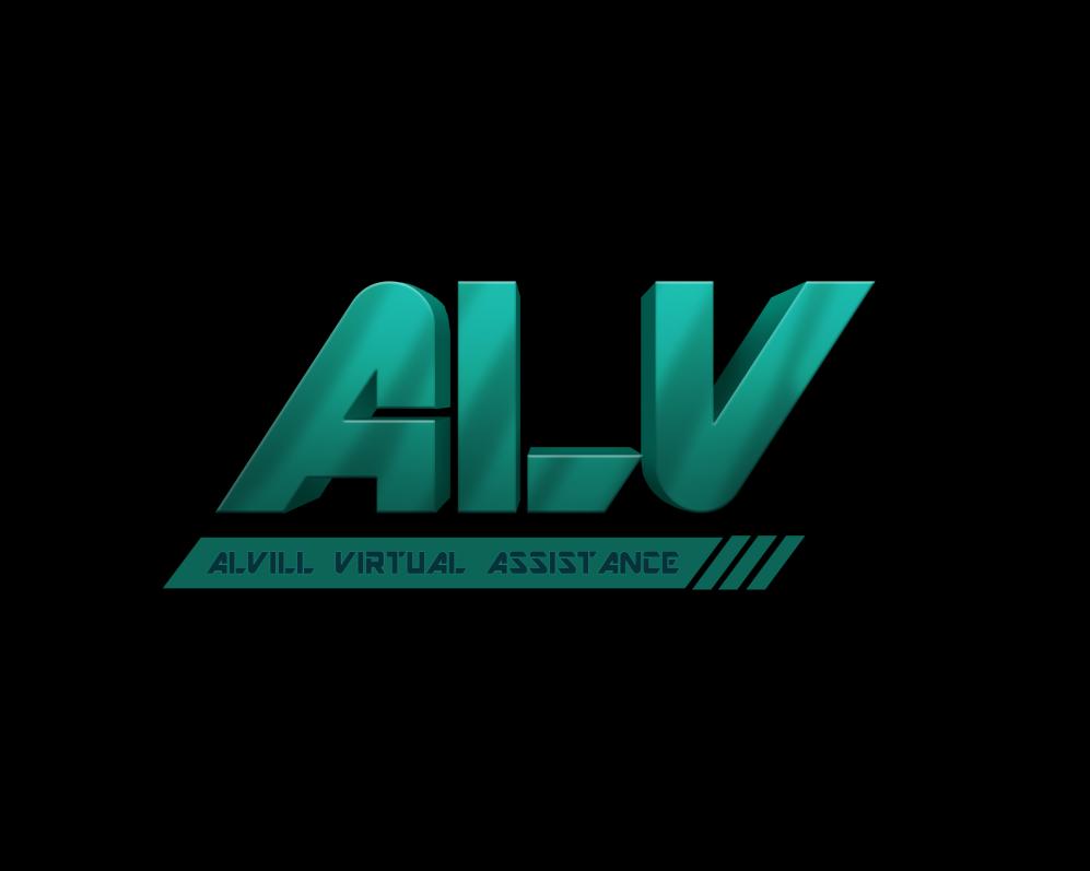 Alvill Virtual Assistance Logo