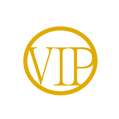 Always the VIP llc Logo