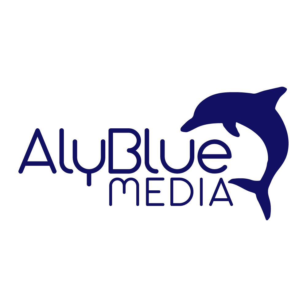 AlyBlue Media Logo