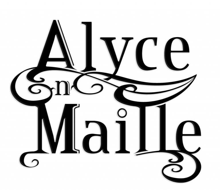 Alyce n Maille Logo
