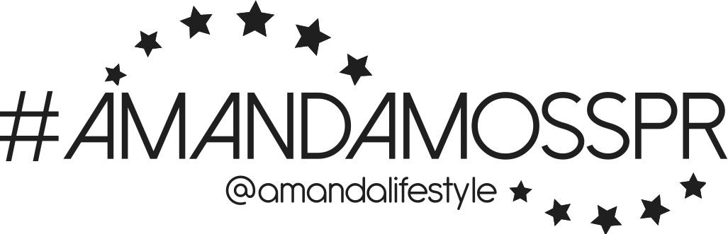 AmandamossPR Logo