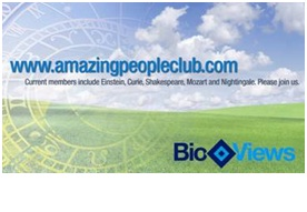 The Amazing People club Logo