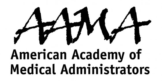 AmerAcadMedAdministr Logo