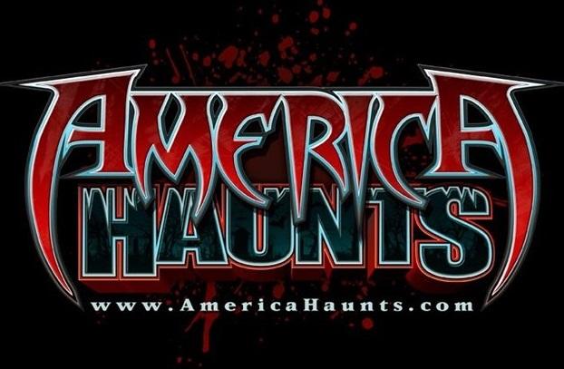 AmericaHaunts Logo