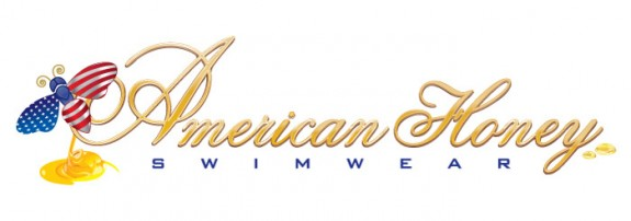 American Honey Swimwear Logo