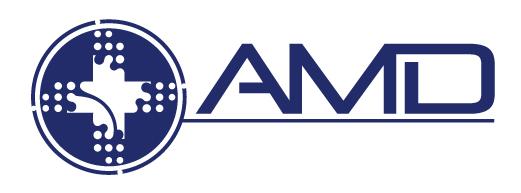 AMD. Logo