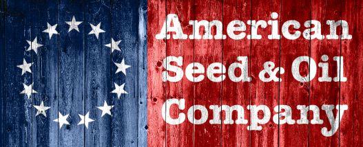 AmericanSeedandOil Logo