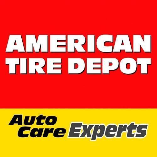 AmericanTireDepot Logo