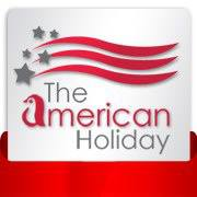 The American Holiday Logo