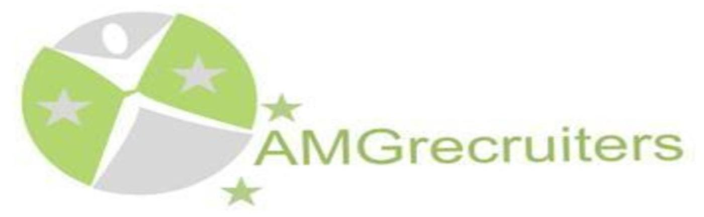 Amgrecruiters Logo