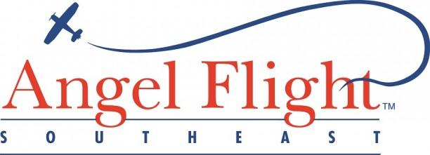 Angel Flight Southeast Logo