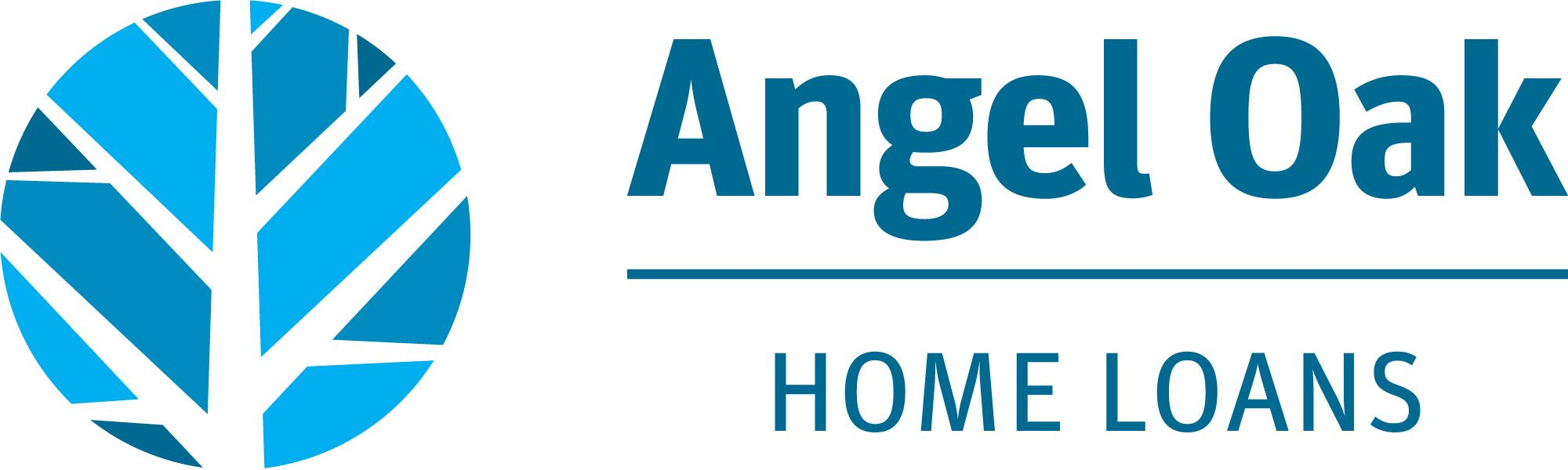 Angel Oak Home Loans Logo