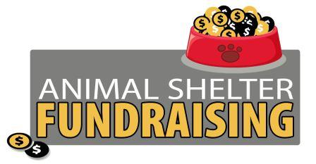 Animal Shelter Fundraising Logo