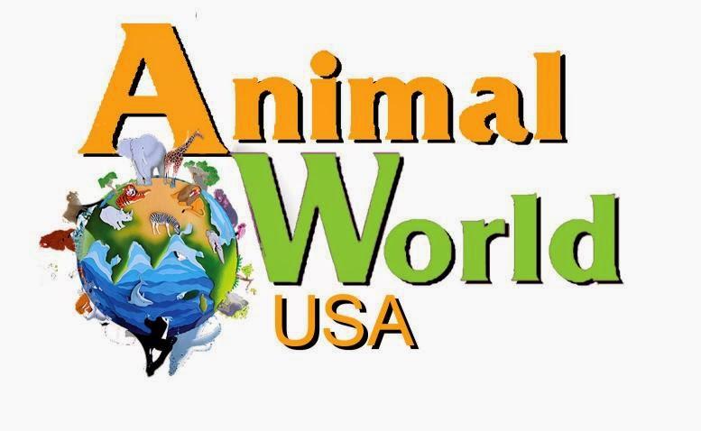 AnimalWorldUSAIntl Logo