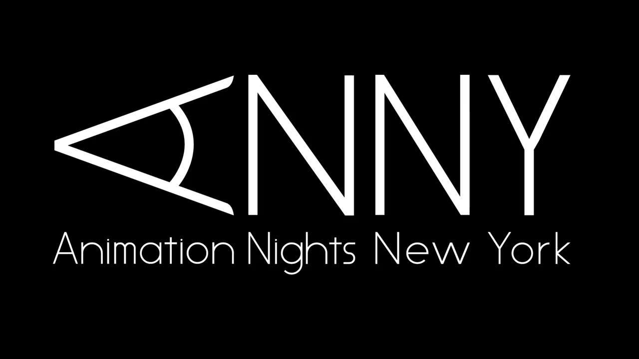 Animation Nights New York Logo