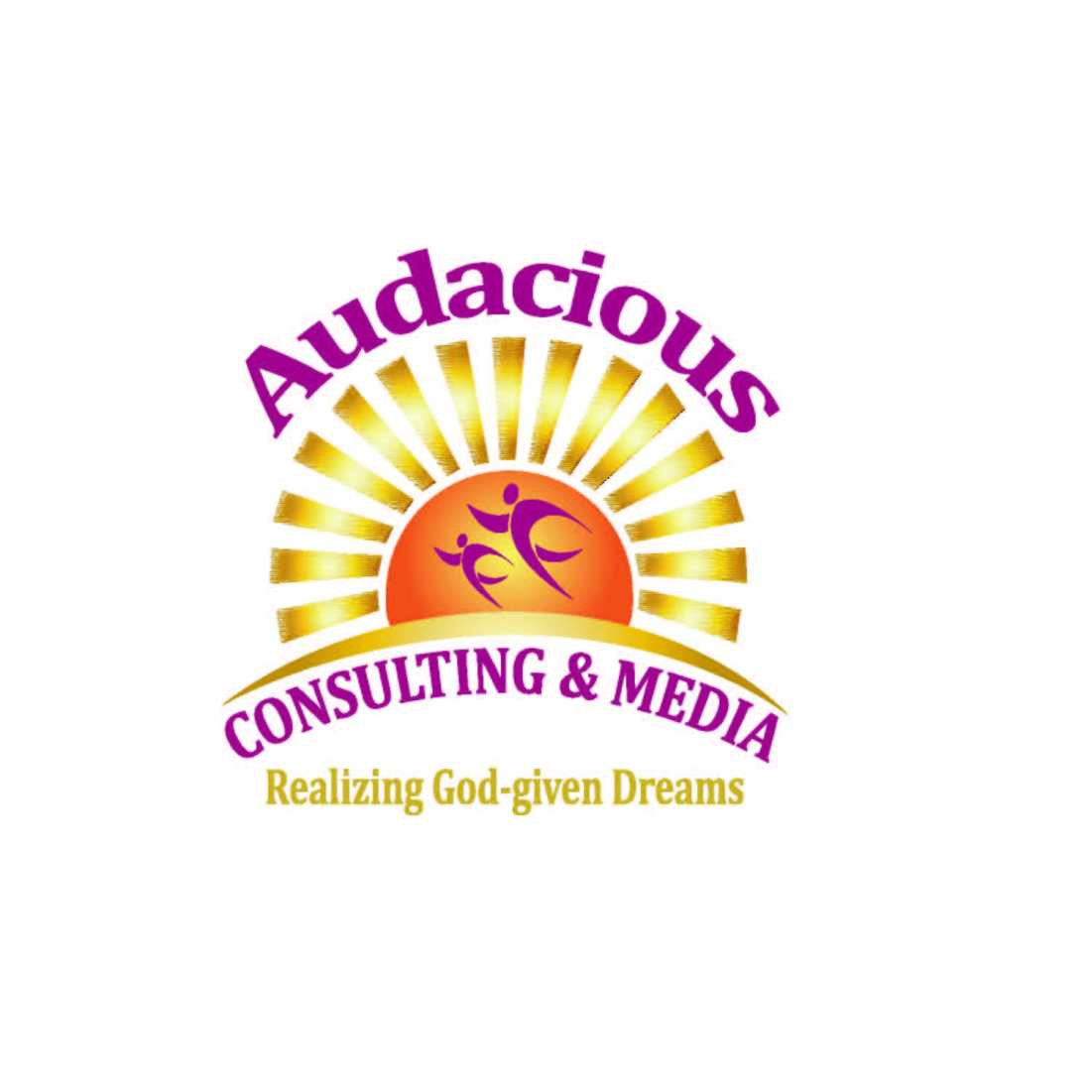 Audacious Consulting & Media Logo