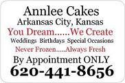 Annlee Cakes Logo