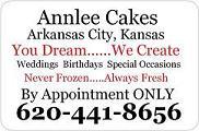 Annlee Cakes Logo