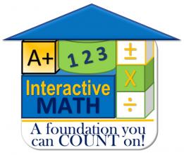 AplusInteractiveMath Logo