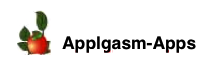 Applgasm-Apps Logo