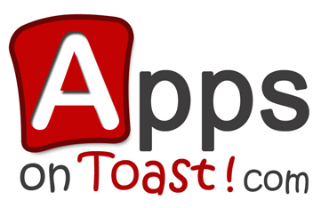 Apps on Toast Logo