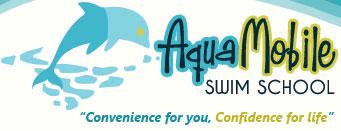 AquaMobileSwimSchool Logo