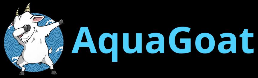 Aquagoat finance Logo