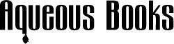 Aqueous Books Logo