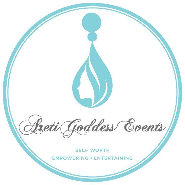 Areti Goddess Events Logo