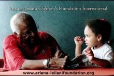 Ariel Foundation International Logo