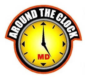 Around The Clock MD Logo