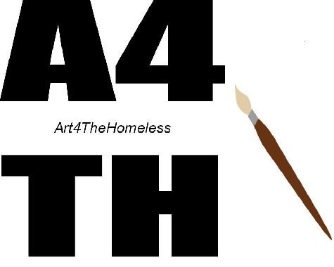 Art4TheHomeless Logo