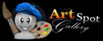 ArtSpotGallery.com Logo