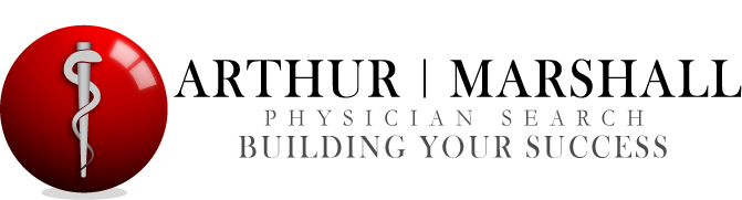 Arthur | Marshall Logo