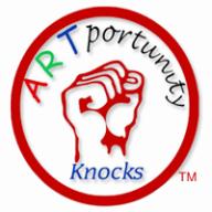 Artportunity Knocks Logo