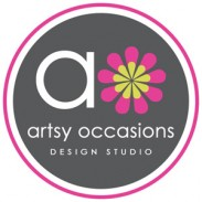 Artsy Occasions Design Studio Logo