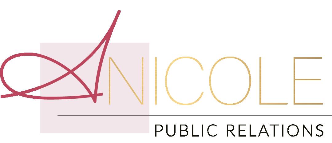 Aryel Nicole Public Relations Logo