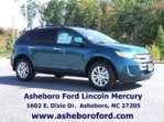 Asheboro Ford Lincoln Mercury Logo