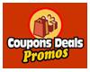 CouponsDealsPromos.com Logo