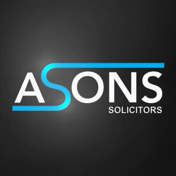 Asons Solicitors Logo