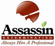 Assassin Exterminating Inc. Logo