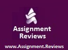 Assignment.reviews Logo