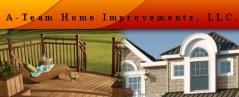 A-Team Home Improvements, LLC Logo