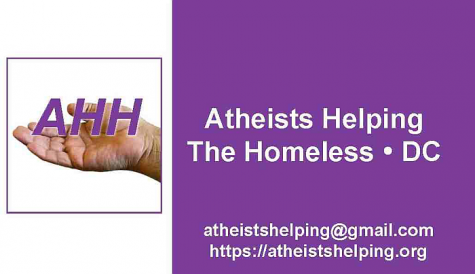 Atheists Helping the Homeless Logo