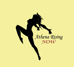 Athena Rising Now Logo