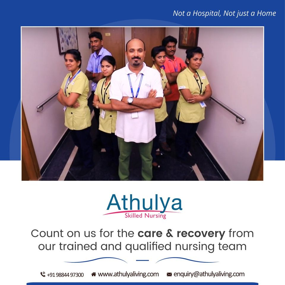 Athulya Living Logo